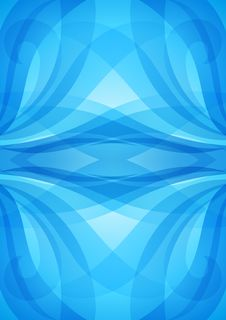 Free Abstract Blue Background Royalty Free Stock Photo - 8509805