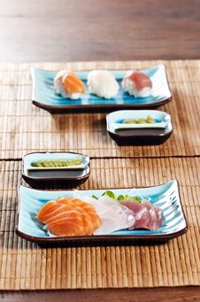 Free Sushi Royalty Free Stock Photos - 8509808