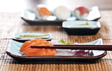 Free Sushi Royalty Free Stock Photo - 8509875