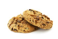 Free Chocolate Chip Cookies Stock Photos - 8509893