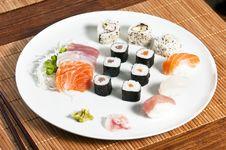 Free Sushi Stock Photo - 8509920