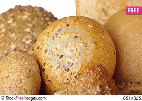 Free Tasty Bread Royalty Free Stock Photo - 8514365