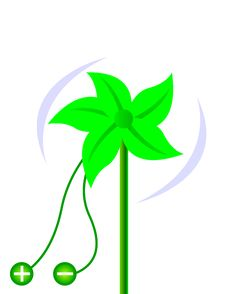 Free Wind Turbine Royalty Free Stock Image - 8511956