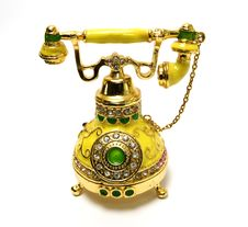 Free An Old Phone. Royalty Free Stock Image - 8512046