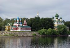 Free Russian Churches Royalty Free Stock Images - 8512179