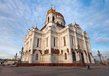 Free Cathedral Of Christ The Savior Stock Photos - 8512263