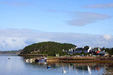 Free Sea Bay, Scotland Stock Photo - 8512680