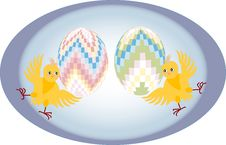 Free Easter. Stock Image - 8512711