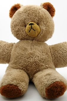 Free Teddy Bear Stock Photography - 8512872