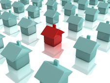 Free Houses Stock Photography - 8513232