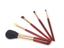 Free Make Up Powder Applicators Royalty Free Stock Photo - 8513645