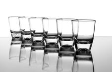 Free Liquor-glasses Stock Photo - 8514000