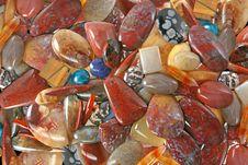 Free Assorted Gemstones Stock Photography - 8514392