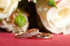 Free Wedding Rings Stock Photo - 8515070