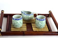 Free The Tea-set Royalty Free Stock Photos - 8517448