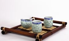 Free The Tea-set Stock Photography - 8517472