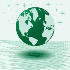 Free Illustration Map Of World Stock Photos - 8518123