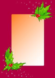 Free Christmas Framework Stock Images - 8518694