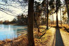 Free Lake Coast Stock Images - 85120314