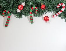 Free Close-up Of Christmas Decorations Hanging On Tree Stock Photos - 85126703