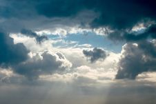 Free Clouds In The Sky Royalty Free Stock Photo - 85149085