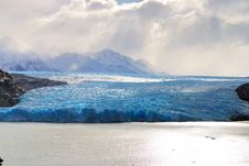 Free Glacier Meeting Ocean Royalty Free Stock Images - 85155499