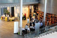 Free Seattle Business Organizations Symposium Stock Image - 85159471