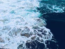 Free Close-up Of Sea Foam Stock Photo - 85162250