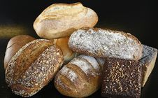 Free Various Breads Royalty Free Stock Photography - 85181677