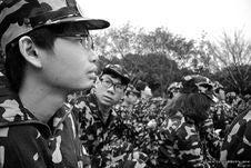 Free Military Training Royalty Free Stock Image - 85183146