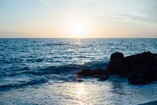 Free View Of The Ocean Stock Image - 85185021