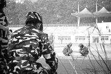 Free Military Training Stock Image - 85186241