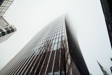 Free Low Angle View Of Skyscrapers Against Sky Royalty Free Stock Image - 85187716