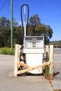 Free Petrol Pump Royalty Free Stock Images - 8528999