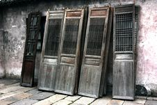 Free The Door Of Wuzhen Stock Photo - 8520080