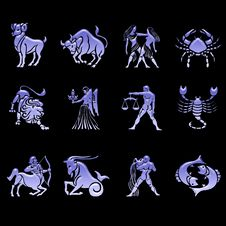 Free Zodiac´s Sign Stock Image - 8520201