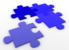 Free Puzzle Stock Images - 8520894