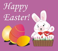 Free Happy Easter Royalty Free Stock Photos - 8520928
