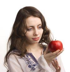 Free Funny Apple Royalty Free Stock Photos - 8521658
