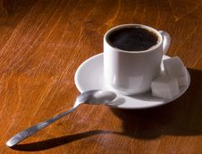 Free Black Coffee Stock Photo - 8521850