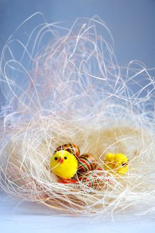 Free Easter Background Royalty Free Stock Photos - 8521978