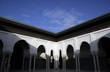 Free Arch Architecture In Mosque Temple Stock Photos - 8523503