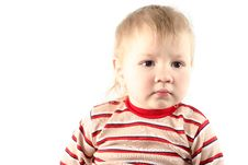 Free Little Blond Boy Stock Images - 8524694