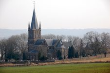 Free Church Pietersberg Royalty Free Stock Image - 8524706