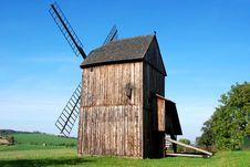 Free Rotary Windmill Stock Photo - 8524800