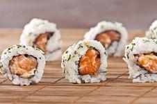 Free Sushi Stock Image - 8524801