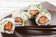 Free Sushi Royalty Free Stock Images - 8524849
