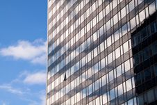 Free Reflections In Office Building 2 Stock Images - 8525194