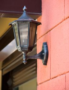 Free Old Fashioned Street Lamp Stock Photos - 8525233