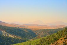 Free Valley In Turkey Stock Photos - 8525563